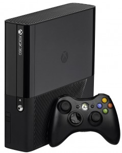 Microsoft-Xbox-360-E-wController