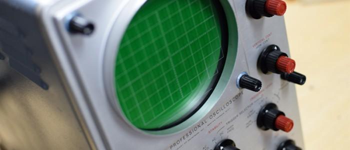 Restauramos un Osciloscopio Heathkit OP-1